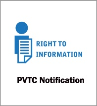 RTI Notification